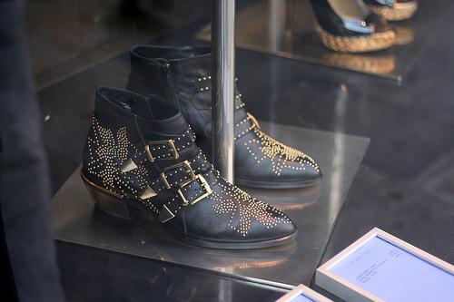 boots chloe