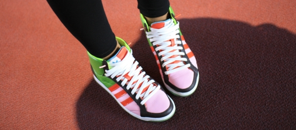 Adidas Hoop Mid