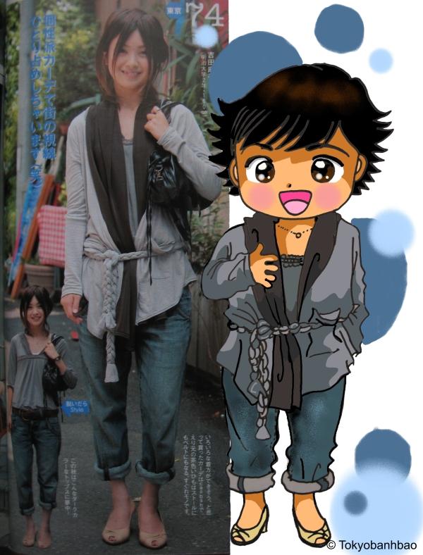 Boyfriend jeans Tokyobibi