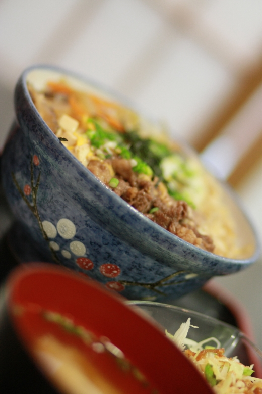 donburi sukiyaki