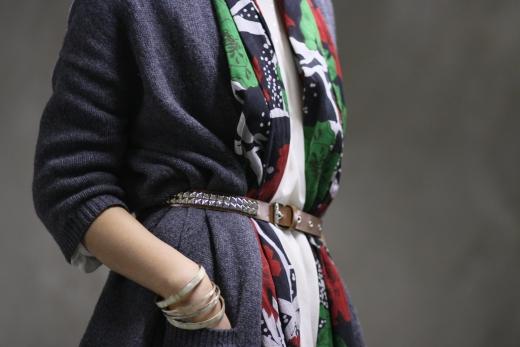 detail foulard