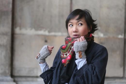 foulard pimkie