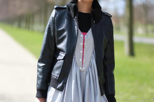 robe valentine gauthier