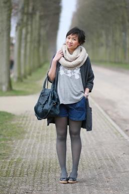 karen walker outfit
