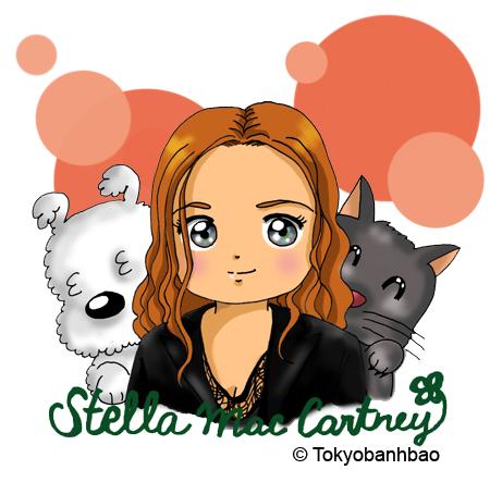 stella by tokyobanhbao