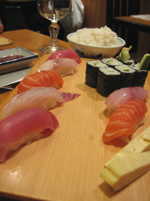 sushis toritcho