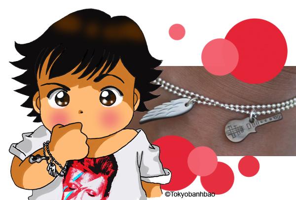 bracelets galliera tokyobibi