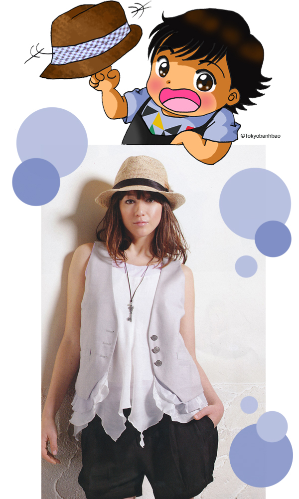 chapeau tokyobibi lookbook