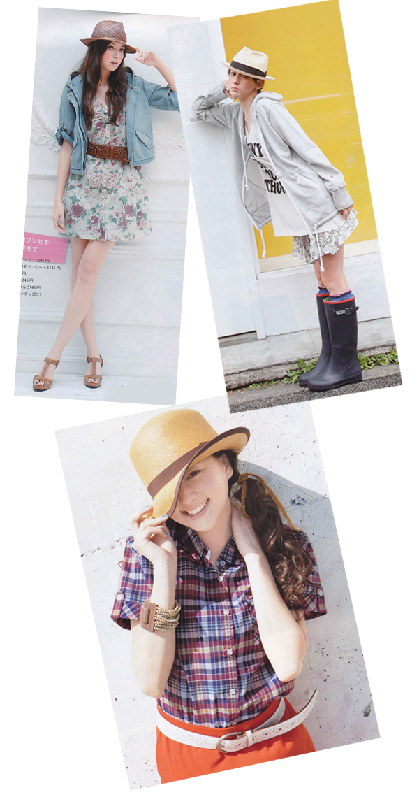 lookbook tkbb chapeau