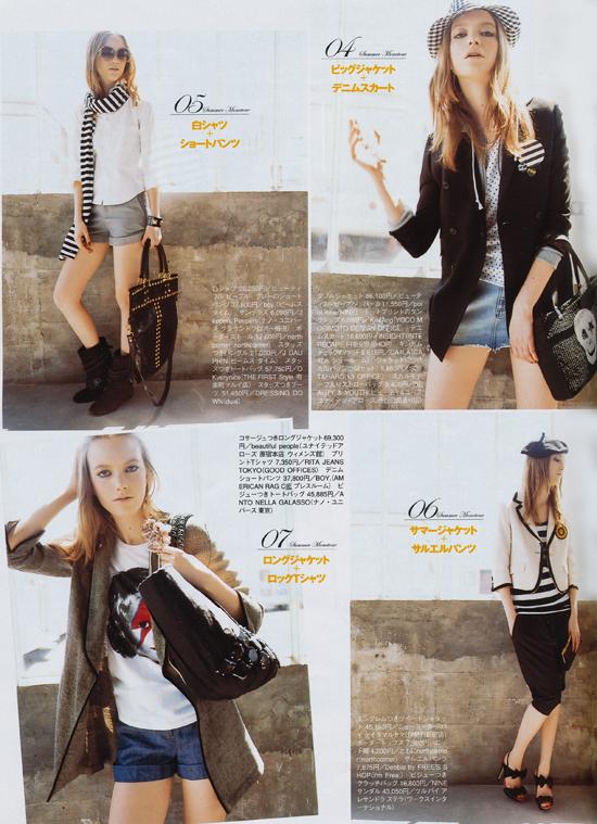 magazine Gisele