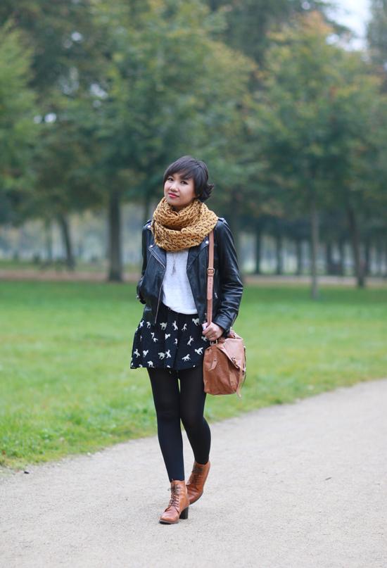 Boots Femme Avec Jupe