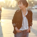 veste-officier-Little-marcel-short-jean-Topshop2