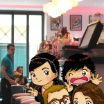 alizee-tokyobanhbao-friends-HD-diner