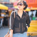 chemise-chiffon-pois-american-apparel-francfort-apfelwein-festival-tokyobanhbao-flare-