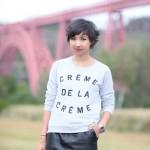 creme-de-la-creme-sweatshirt-zoe-karssen-jupe-cuir-by-monshowroom