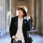 chapeau-reiss-manteau-perfecto-asos-chemise-zara-short-minkpink-tokyobanhbao-blog-mode