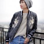 ginta-three-floor-varsity-jacket-beanie-comptoir-des-cotonniers-blog-mode-tokyobanhbao