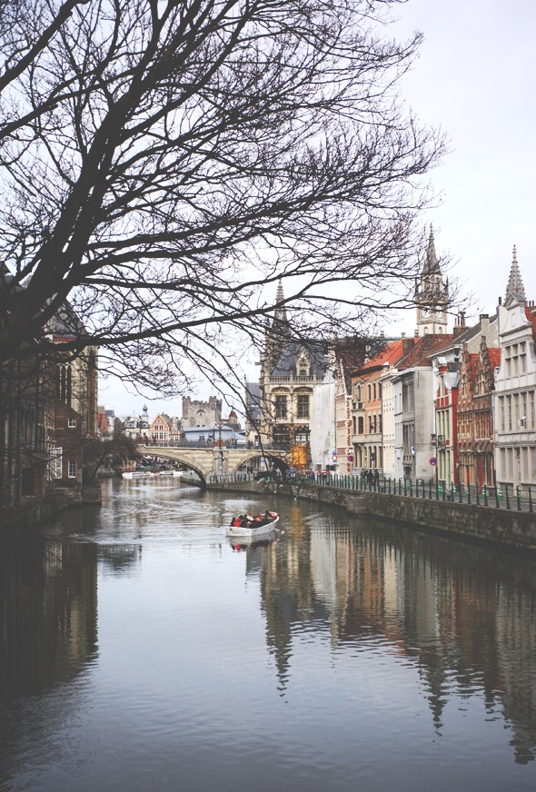 Un samedi gris gand le monde de tokyobanhbao blog mode gourmand - Office du tourisme bruges belgique ...