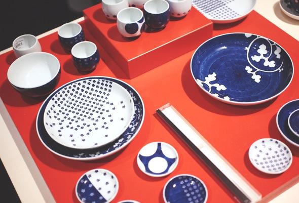 Le japon rive gauche le monde de tokyobanhbao blog mode gourmand - Vaisselle japonaise paris ...