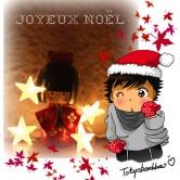Joyeux Noel Tokyobibi