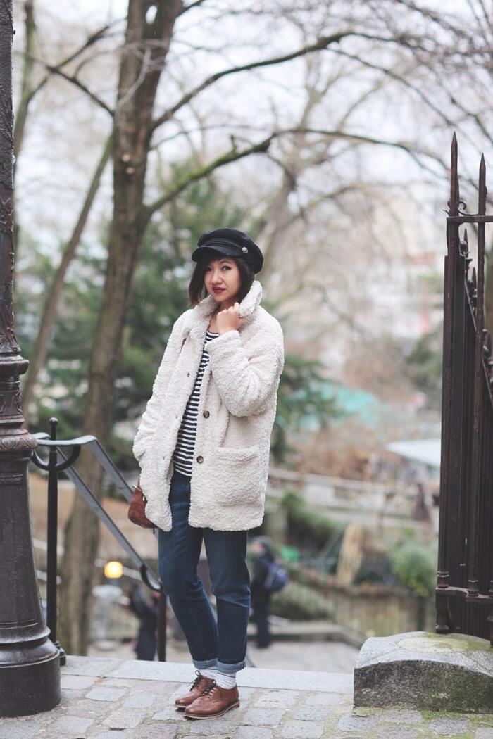 la meilleure attitude 2eacc b8666 Mon manteau doudou | Le monde de Tokyobanhbao: Blog Mode ...