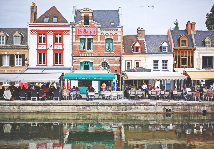 Saint Leu Amiens Restaurant L Envie