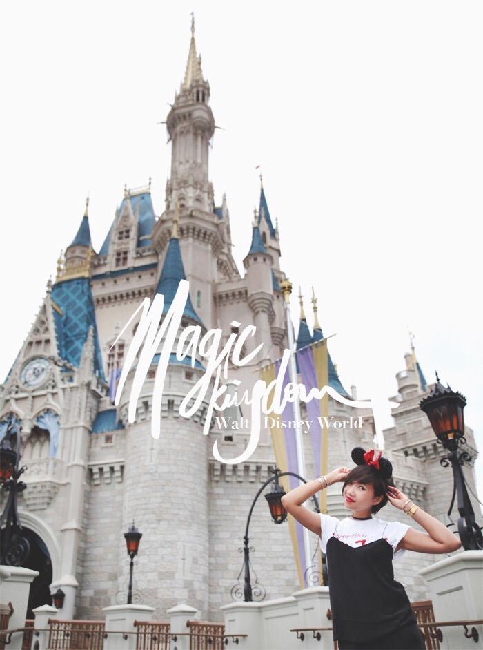 Walt Disney World Magic Kingdom | Le monde de Tokyobanhbao: Blog Mode  gourmand