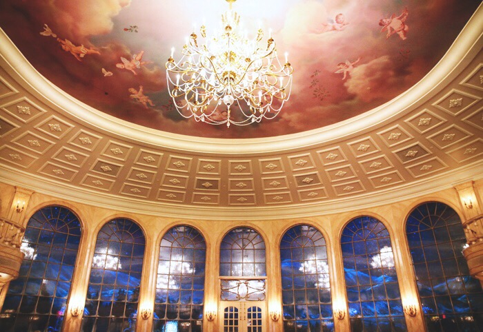 Walt Disney World Magic Kingdom Le Monde De Tokyobanhbao Blog