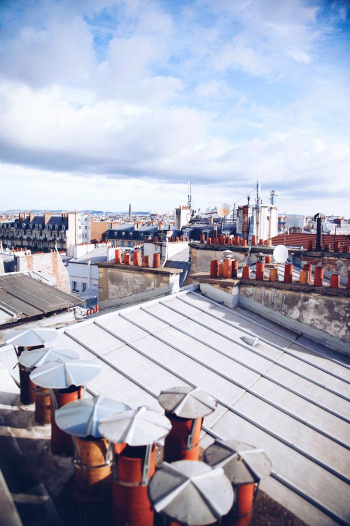 Célèbre Les toits de Paris | Le monde de Tokyobanhbao: Blog Mode gourmand DE03