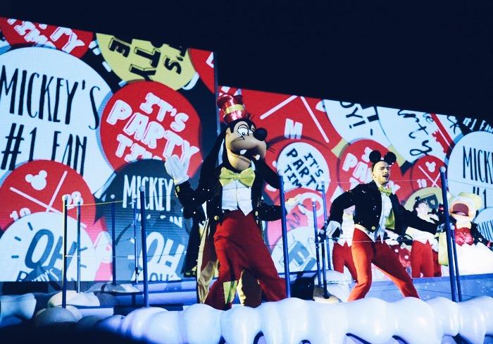 Happy 90 Mickey Le Monde De Tokyobanhbao Blog Mode Gourmand